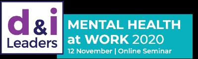 Mental Health at Work Online Seminar 2020