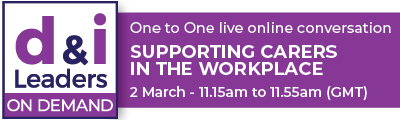 Supporting Carers in the Workplace