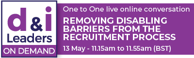 Removing Disabling Barriers from the Recruitment Process