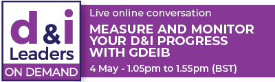 Measure and Monitor your D&I Progress with GDEIB