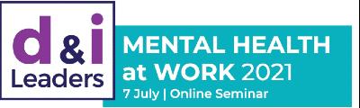 Mental Health at Work 2021